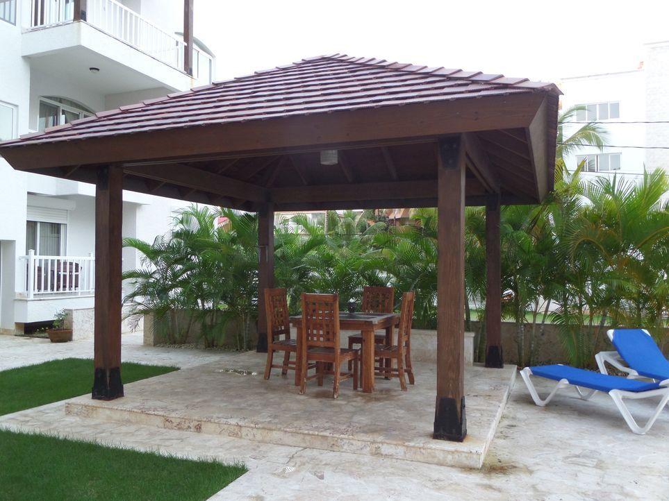 Nach langen Jahren möchten sich David und Laurie Hughes endlich ihren Traum von einem Haus in der Karibik erfüllen. In der Dominikanischen Republik... - Bildquelle: 2013, HGTV/Scripps Networks, LLC. All Rights Reserved.