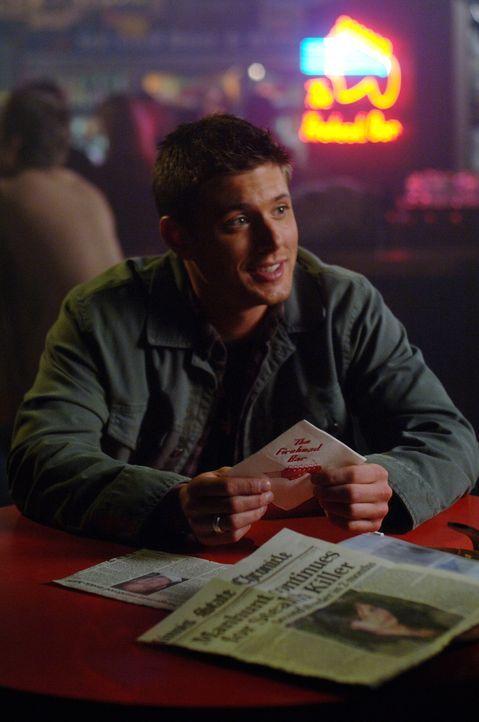 Nachdem es zu einem mysteriösen Todesfall in Chicago kommt, versuchen Dean (Jensen Ackles) und Sam die Hintergründe aufzuklären ... - Bildquelle: Warner Bros. Television