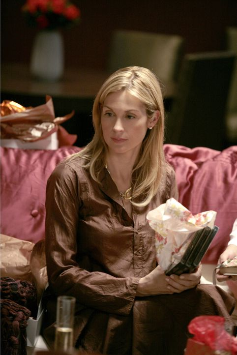 Ein Weihnachtsfest mit bemerkenswerten Überraschungen: Lily (Kelly Rutherford) hat ihren Kindern eine Neuigkeit mitzuteilen ... - Bildquelle: Warner Brothers