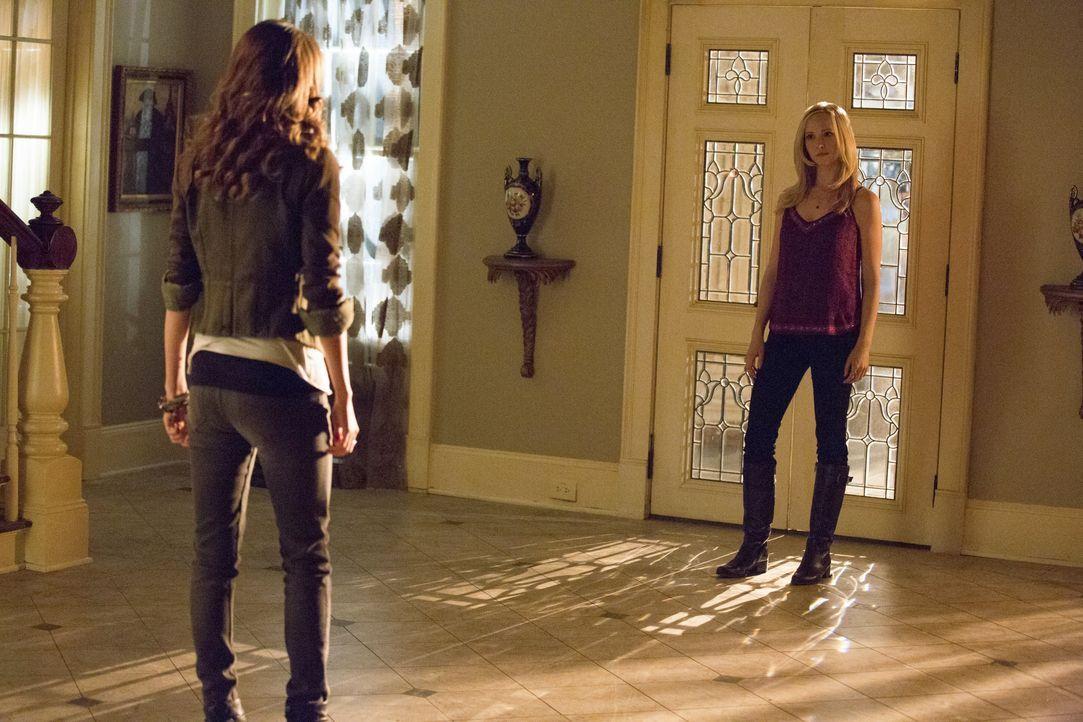 Duell der Vampir-Schönheiten - Bildquelle: Warner Bros. Entertainment Inc.