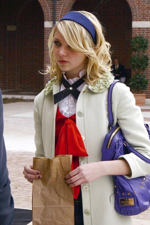"""Nate versucht Jenny (Taylor Momsen) ins Gewissen zu reden, denn er weiß, dass """"Little J"""" nicht so bösartig ist, wie Blair es war ... - Bildquelle: Warner Bros. Television"""