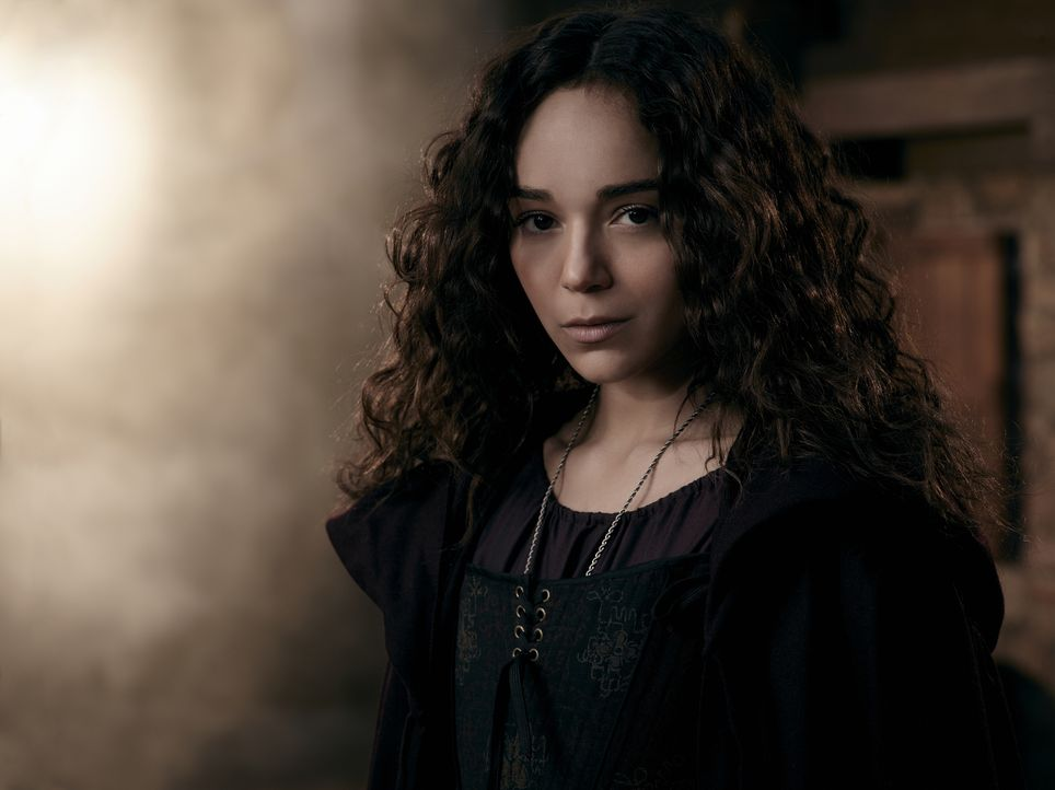 (1. Staffel) - Als Dienerin des Teufels gibt Tituba (Ashley Madekwe) alles, um die dunkle Macht zu schützen. Aber um jeden Preis? - Bildquelle: 2013-2014 Fox and its related entities.  All rights reserved.
