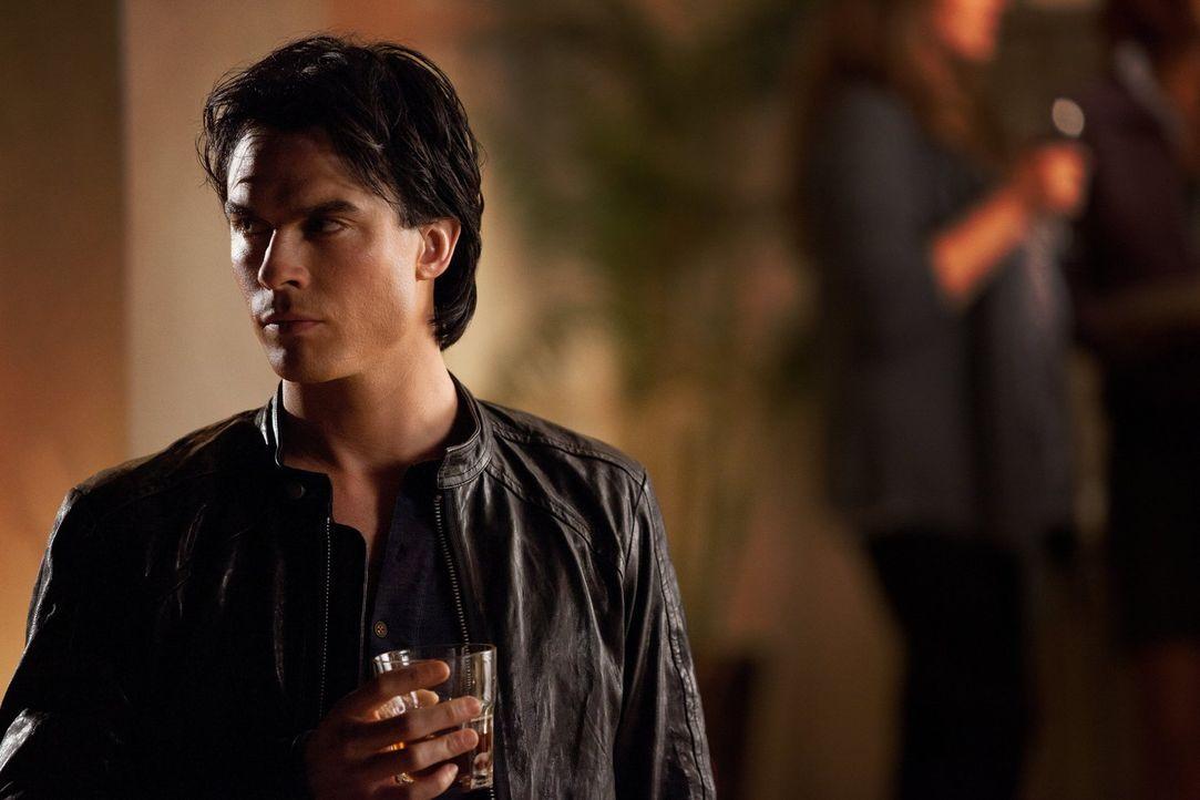 Sagt Klaus weiter den Kampf an: Damon (Ian Somerhalder) - Bildquelle: Warner Brothers