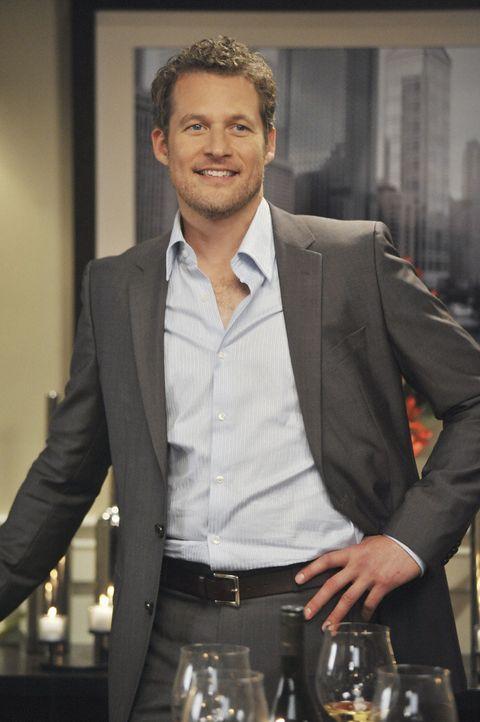 Wird Owen (James Tupper) damit klarkommen, dass Samantha mit Todd zusammenwohnt? - Bildquelle: 2008 American Broadcasting Companies, Inc. All rights reserved.