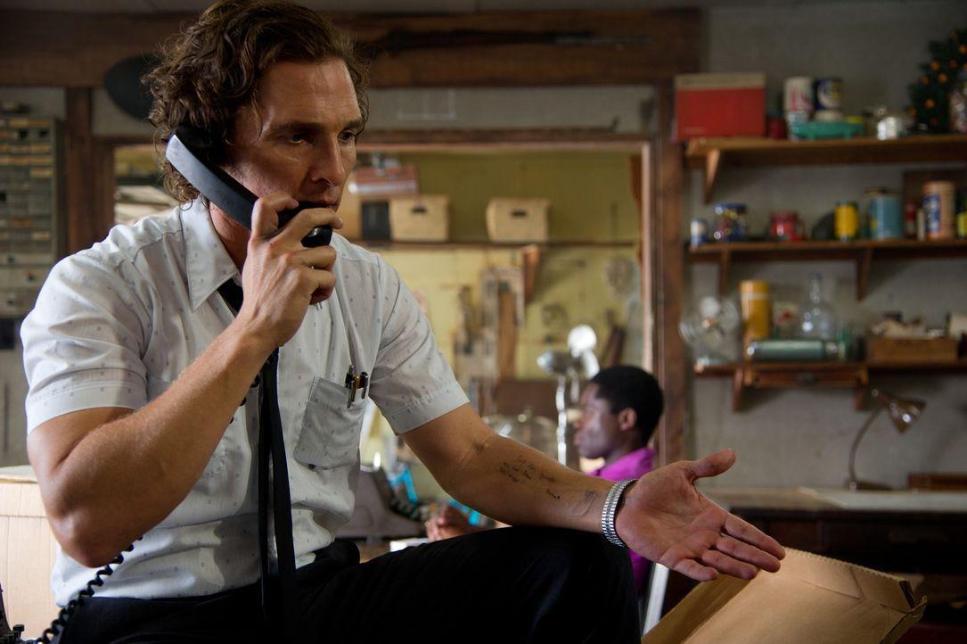 USA, 1969: In einer Kleinstadt in Florida wird der Sheriff ermordet. Der erfolgreiche Journalist Ward Jansen (Matthew McConaughey) kehrt in seine He... - Bildquelle: 2012 PAPERBOY PRODUCTIONS, INC.