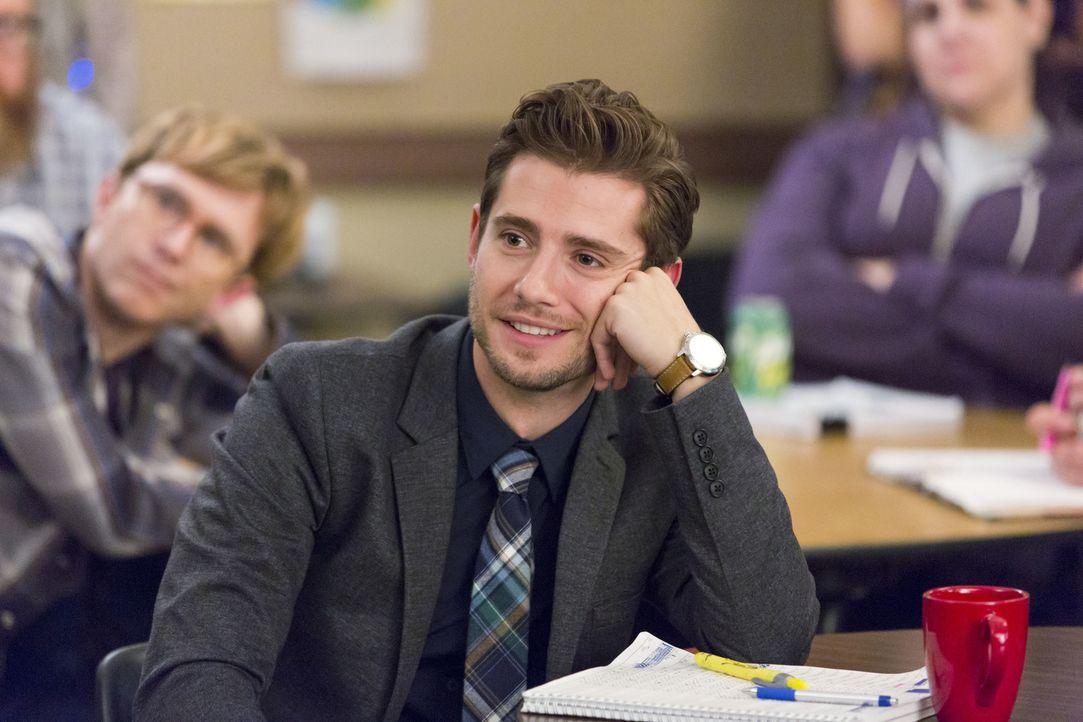 Seine Beziehung zu Jess sorgt für einige Probleme: Ryan (Julian Morris) ... - Bildquelle: 2015 Twentieth Century Fox Film Corporation. All rights reserved.
