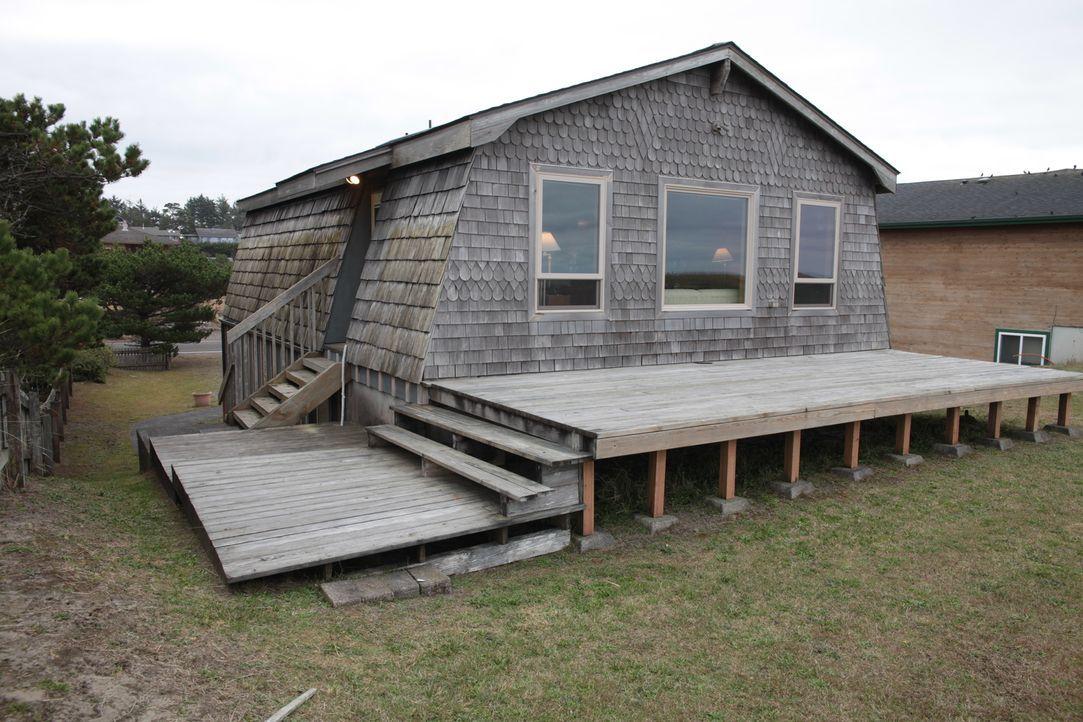 Nachdem sie jahrelang eine Strandunterkunft gemietet haben, wollen Holly und Chris endlich ein eigenes Strandhaus. Werden sie endlich fündig? - Bildquelle: 2014,HGTV/Scripps Networks, LLC. All Rights Reserved