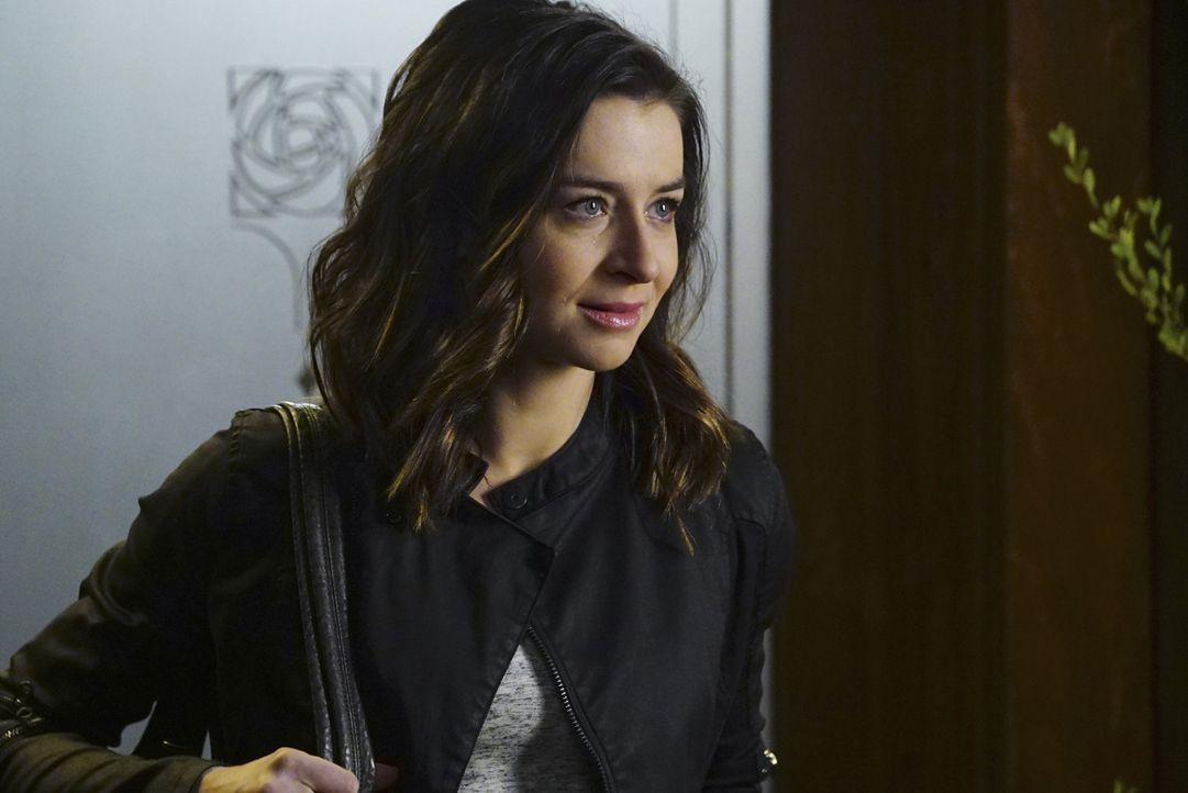 Amelia (Caterina Scorsone) wirft einen Blick auf ihre Beziehung zu Owen, während Callies Tochter Sofia in die Klinik eingeliefert wird ... - Bildquelle: Richard Cartwright ABC Studios