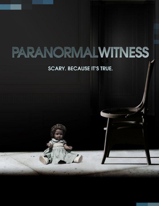 PARANORMAL WITNESS - UNERKLÄRLICHE PHÄNOMENE - Artwork - Bildquelle: NBC Universal