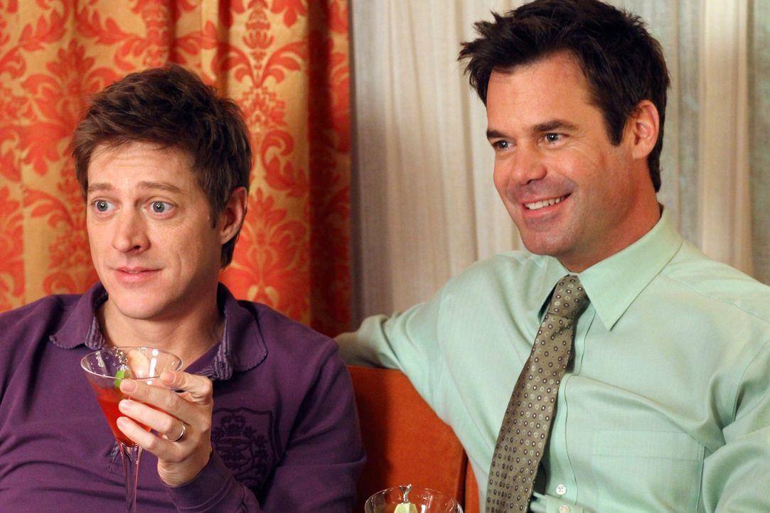Während Bree Sam, einen neuen Assistenten, einstellt, der sie mit seiner Verehrung für sie und mit seinem Engagement beeindruckt, nehmen Lee (Kevin... - Bildquelle: ABC Studios