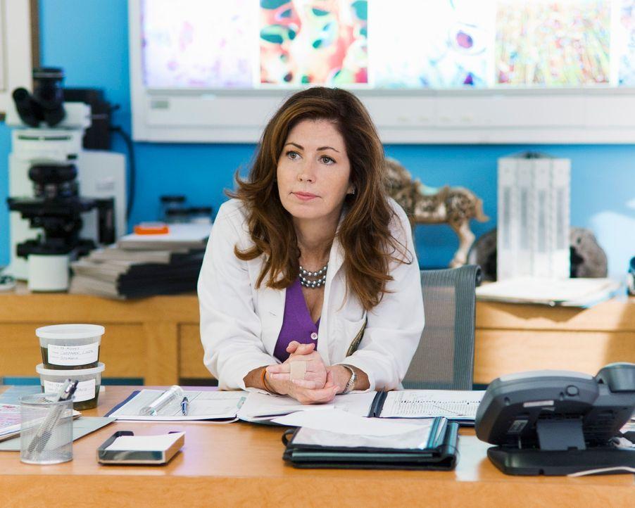 """Dr. Megan Hunt (Dana Delany) macht sich zur Aufgabe, die Mörder """"Ihrer"""" Opfer zu finden ... - Bildquelle: 2010 American Broadcasting Companies, Inc. All rights reserved."""