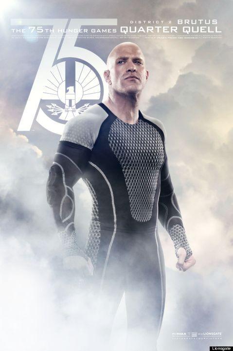 Bruno Gunn als Brutus - Bildquelle: Lionsgate