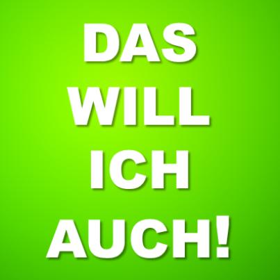 Visual Statements: Das will ich auch! - Bildquelle: sixx