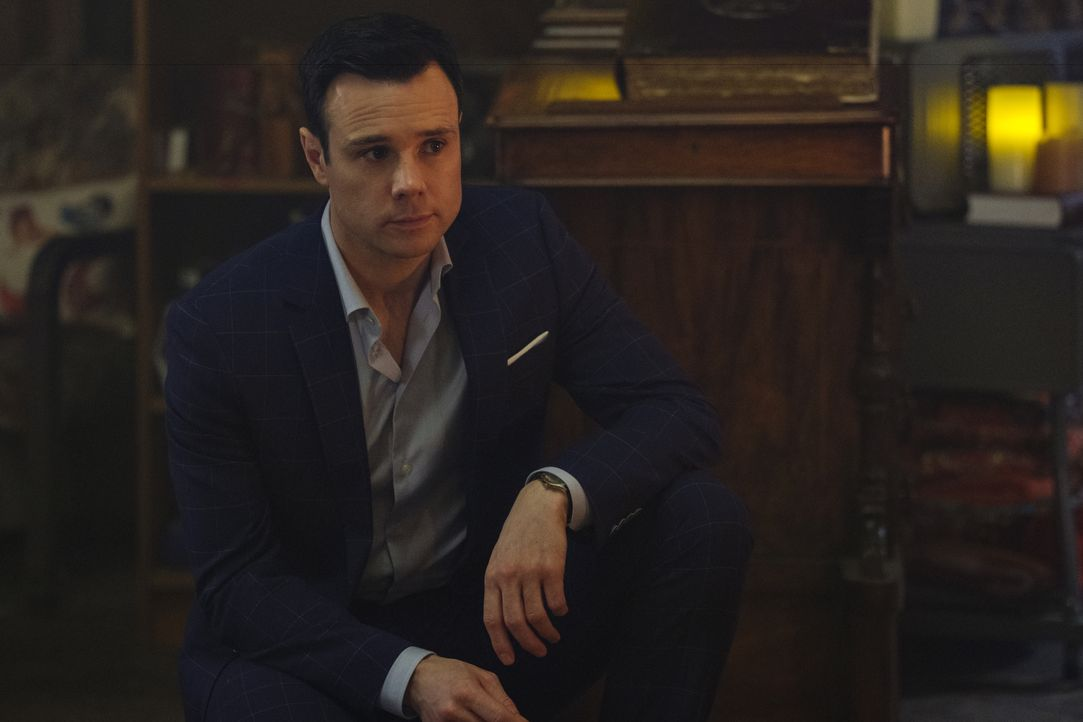 Harry Greenwood (Rupert Evans) - Bildquelle: Robert Falconer 2019 The CW Network, LLC. All rights reserved. / Robert Falconer