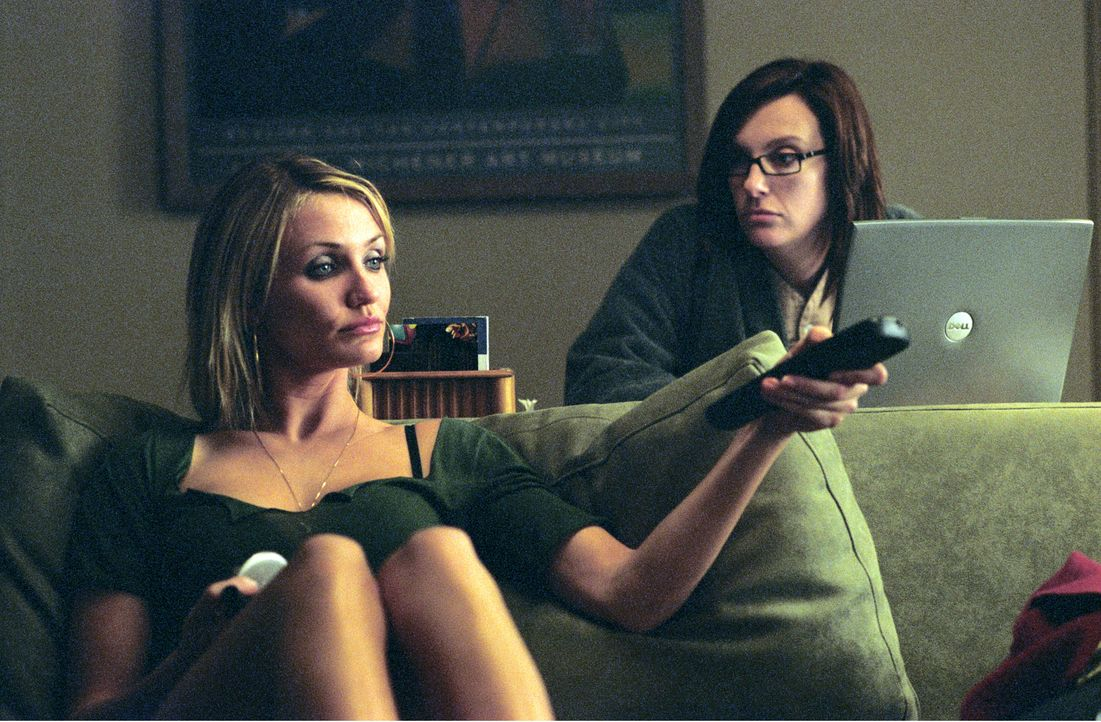 Maggie (Cameron Diaz, l.); Rose (Toni Collette, r.) - Bildquelle: 2005 Twentieth Century Fox Film Corporation. All rights reserved.