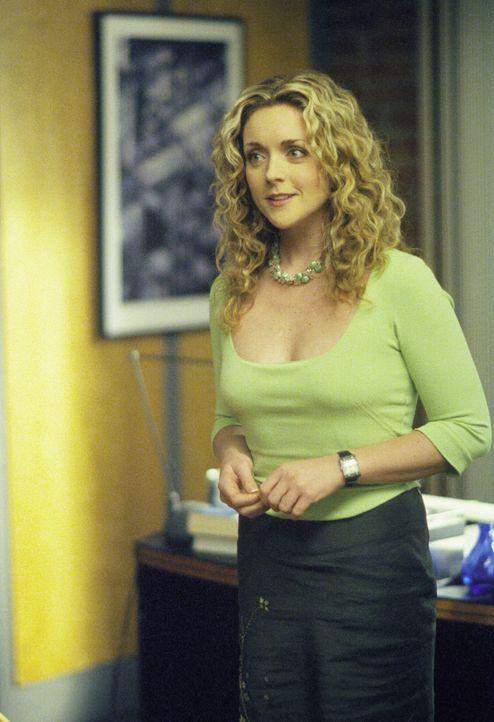 Lässt sich Elaine (Jane Krakowski) tatsächlich von Nelle täuschen? - Bildquelle: 2000 Twentieth Century Fox Film Corporation. All rights reserved.