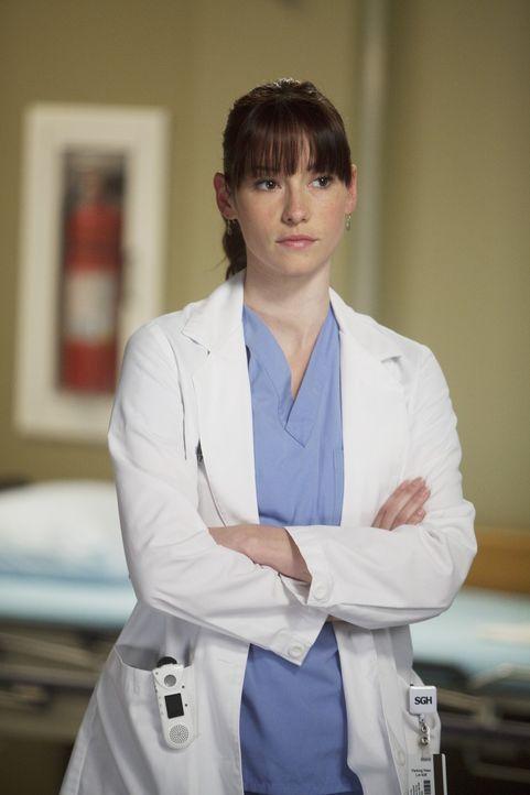 Steht vor einer großen Aufgabe: Lexie (Chyler Leigh) ... - Bildquelle: ABC Studios