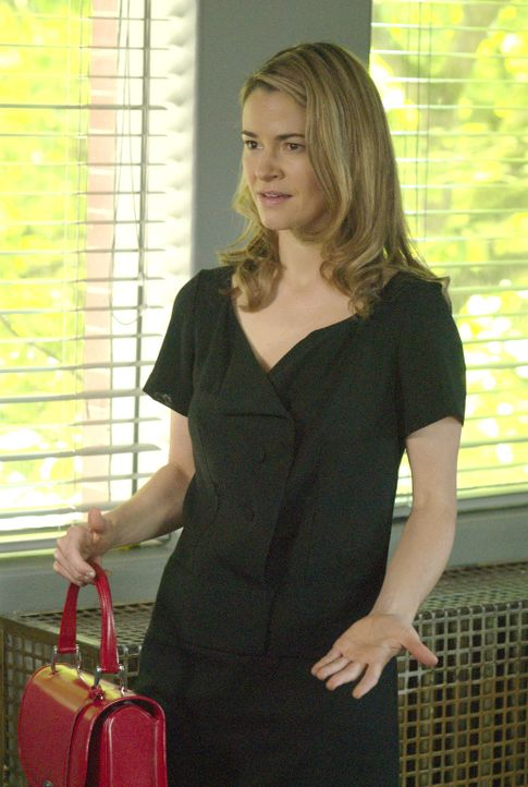 Nun muss sich Alice (Leisha Hailey) entscheiden - lügt sie für Tasha? - Bildquelle: Metro-Goldwyn-Mayer Studios Inc. All Rights Reserved.