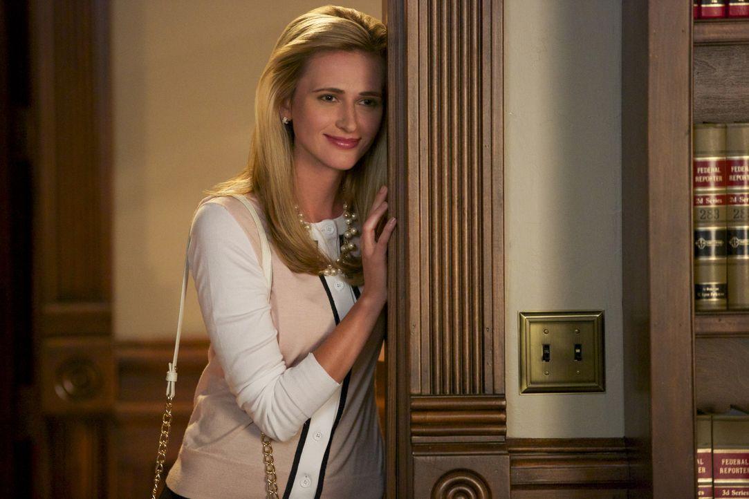 Wird Shelby (Megan Ketch) zusammen mit ihrem Verlobten und den Kindern wirklich wieder nach Charleston ziehen? - Bildquelle: 2013 CBS BROADCASTING INC. ALL RIGHTS RESERVED.