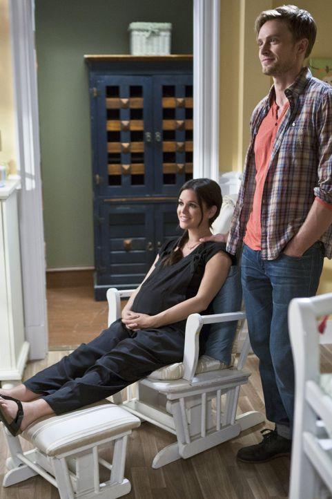 Hart of Dixie: Wade und Zoe merken, dass sie unterschiedliche Ansichten von der Ehe haben - Bildquelle: Warner Bros. Entertainment Inc.