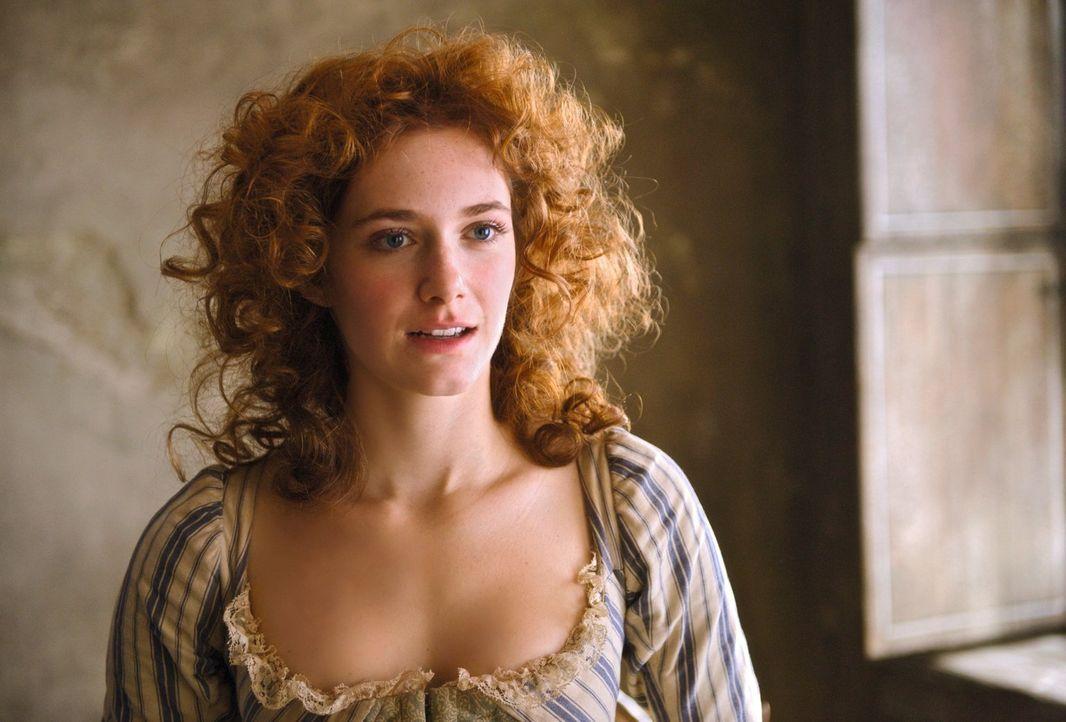 Das Glück von Johann und Lotte (Miriam Stein) wird jäh zerstört, als sie herausfinden, dass Lotte längst einem anderen versprochen ist ... - Bildquelle: Warner Brothers