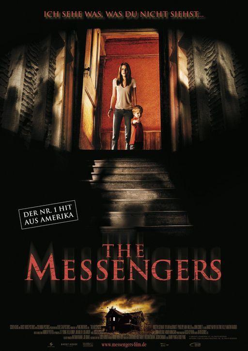 THE MESSENGERS - Plakatmotiv - Bildquelle: 2005 GHP-3 SCARECROW, LLC.
