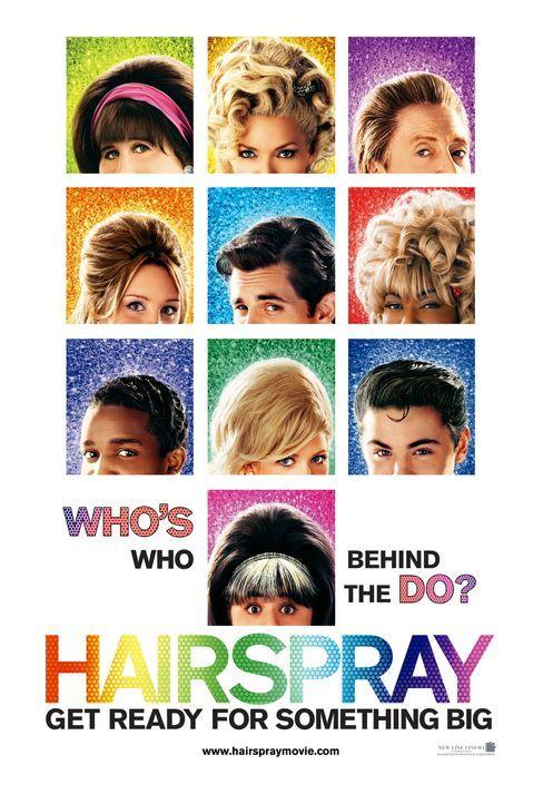"""""""Hairspray"""" - Plakatmotiv - Bildquelle: Warner Brothers International Television Distribution Inc."""