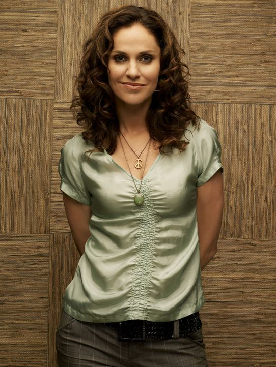 (2. Staffel) - Psychologin Dr. Violet Turner (Amy Brenneman) ist immer für ihren besten Freund Dr. Cooper Freedman da, wenn dieser mal wieder Proble... - Bildquelle: ABC Studios