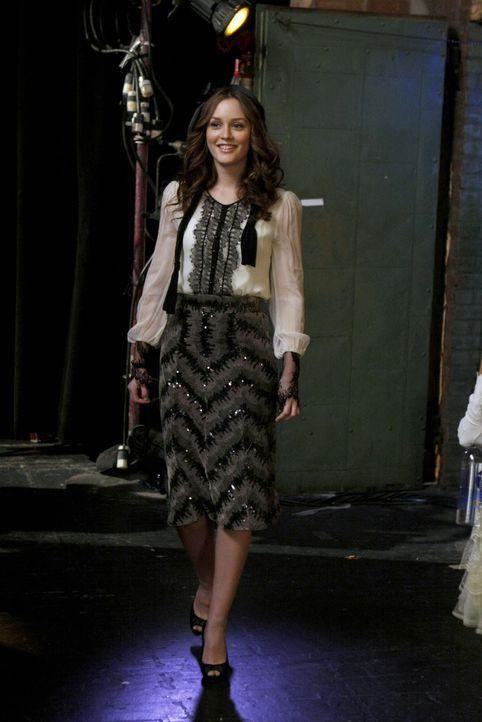 """Serena und Blair (Leighton Meester) werden auf """"Gossip Girl"""" mit alten Geschichten geoutet, dadurch verliert Blair endgültig ihren Platz in Yale ... - Bildquelle: Warner Brothers"""