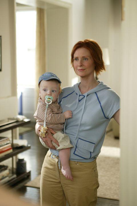 Schweren Herzens lässt Miranda (Cynthia Nixon) Steve und ihre gemeinsame Vergangenheit fallen ... - Bildquelle: Paramount Pictures