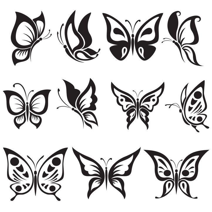 Schmetterlinge - Bildquelle: Fotolia