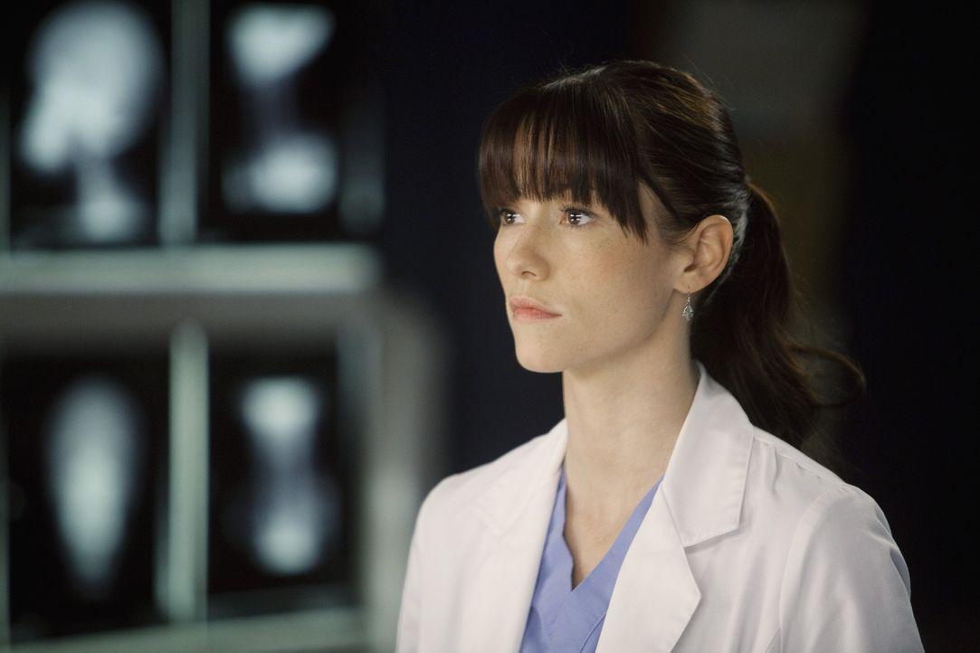 Versucht gemeinsam mit Amelia, dass Leben von Erica zu retten: Lexie (Chyler Leigh) ... - Bildquelle: ABC Studios