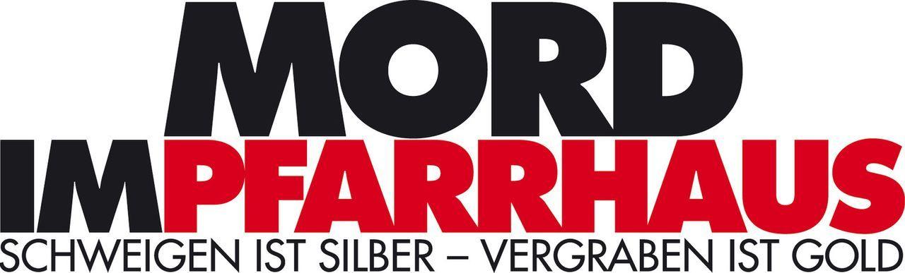 Mord im Pfarrhaus - Logo - Bildquelle: Constantin Film