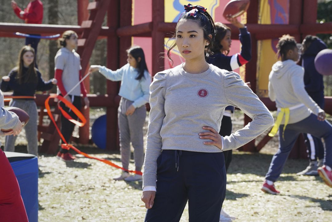 Alyssa Chang (Olivia Liang) - Bildquelle: 2021 The CW Network, LLC. All rights reserved.