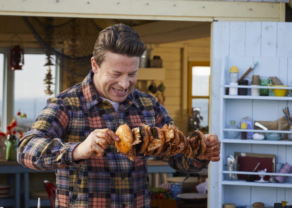 Jamie Oliver - Bildquelle: Steve Ryan 2019 Jamie Oliver Enterprises Ltd. / Steve Ryan