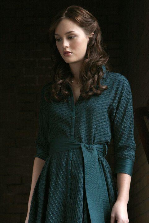 Blair (Leighton Meester) soll das neue Model für Mamas Modelinie werden, doch der Fotograf hat seine liebe Not mit dem Mädchen ... - Bildquelle: Warner Brothers