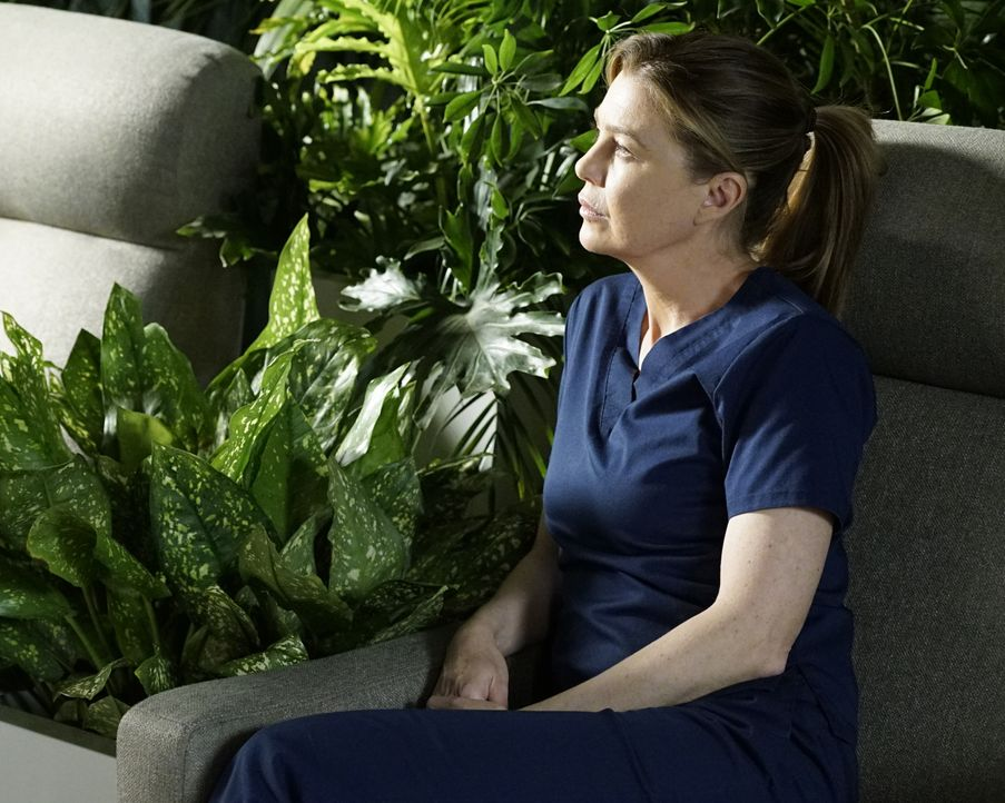 Dr. Meredith Grey (Ellen Pompeo) - Bildquelle: Kelsey McNeal 2020 American Broadcasting Companies, Inc. All rights reserved. / Kelsey McNeal