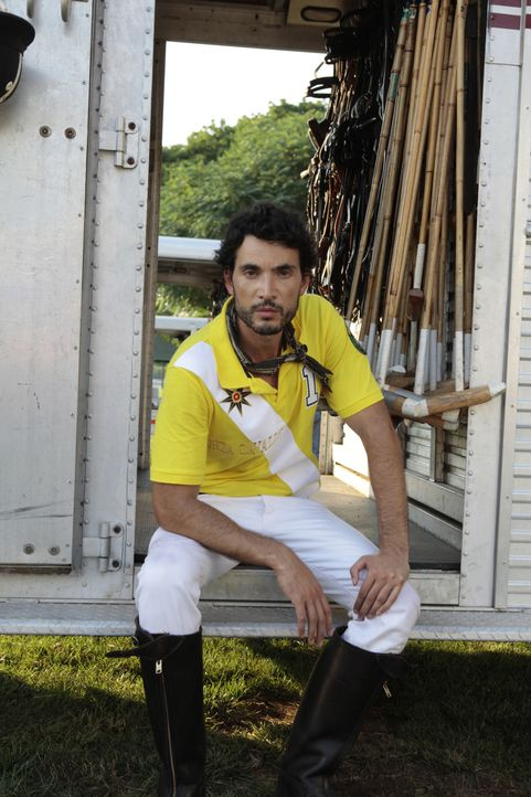 Rafa (Khotan Fernandez) - Bildquelle: Giovanni Rufino 2012 USA Network Media, LLC / Giovanni Rufino