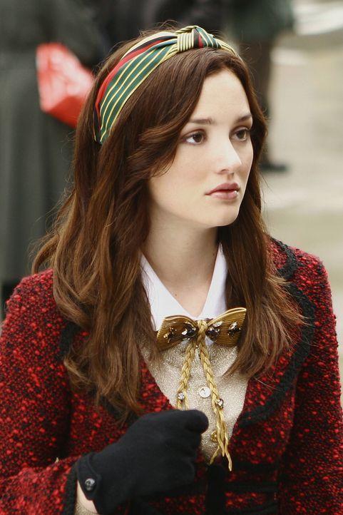 Kein Wunder, dass sie sich Sorgen macht: Blair (Leighton Meester) könnte nämlich schwanger sein ... - Bildquelle: Warner Brothers