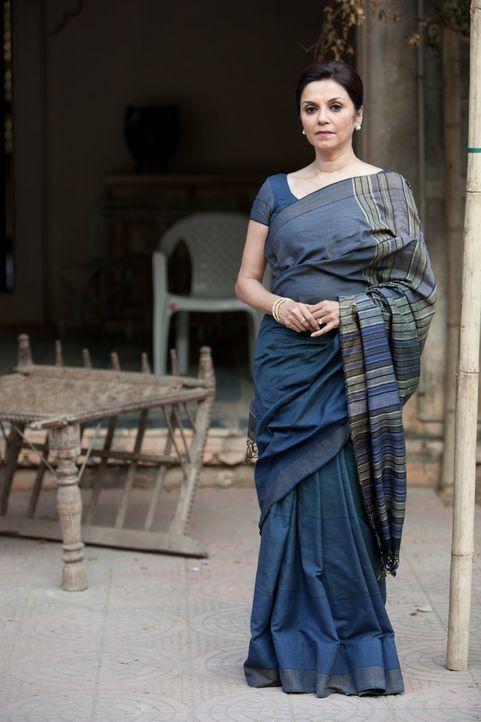 Macht ihrem Sohn Sonny das Leben nicht leicht: Mrs. Kapoor (Lillete Dubey) ... - Bildquelle: 2012 Twentieth Century Fox Film Corporation. All rights reserved.