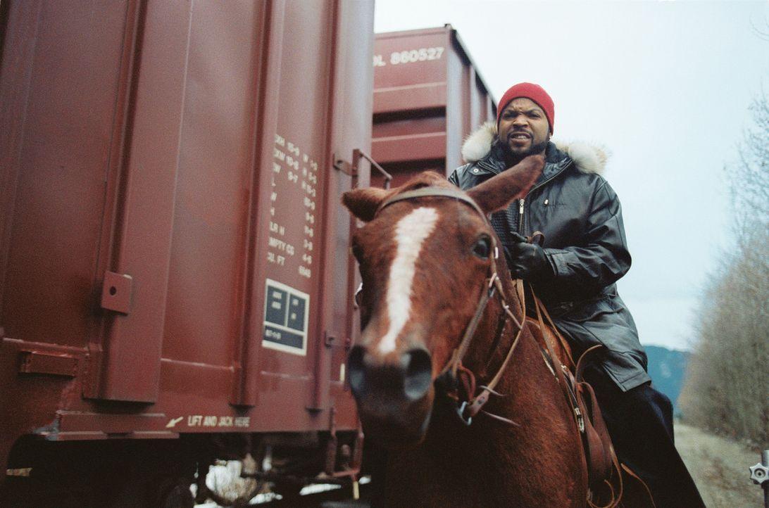 Um seiner neuen Flamme Suzanne ein familiäres Sylvester zu ermöglichen, bringt Nick (Ice Cube) ihre zwei Kinder mit dem Auto von Portland nach Van... - Bildquelle: Sony 2007 CPT Holdings, Inc.  All Rights Reserved.