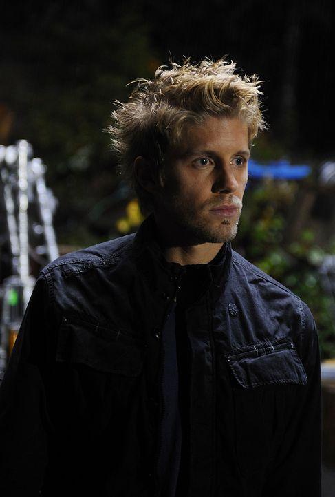 Sowohl Booth, als auch Malcolm sind verschwunden. Sully (Matt Barr) macht sich langsam Sorgen um seine Kumpels ... - Bildquelle: 2009 CBS Studios Inc. All Rights Reserved.