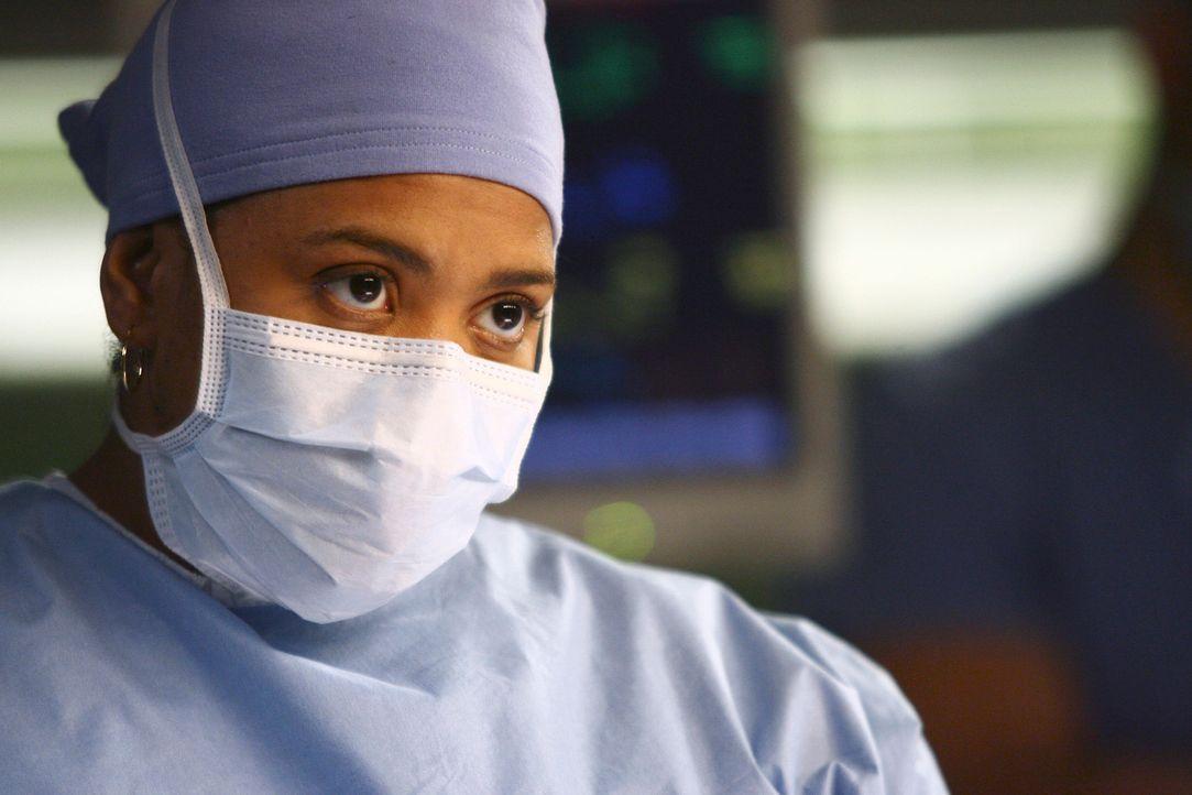 Wird Bailey (Chandra Wilson) der neue Chef der Chirurgie werden? - Bildquelle: Touchstone Television
