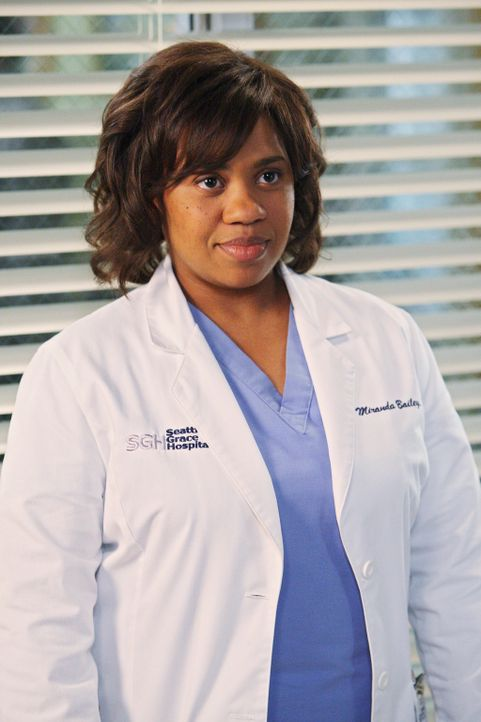 Hat den Entschluss gefasst, in die Kinderchirurgie zu wechseln: Dr. Bailey (Chandra Wilson) ... - Bildquelle: Touchstone Television
