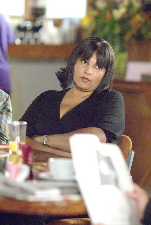 Kit (Pam Grier) kann nicht glauben, was sie gerade gehört hat und rastet vollkommen aus... - Bildquelle: Metro-Goldwyn-Mayer Studios Inc. All Rights Reserved.