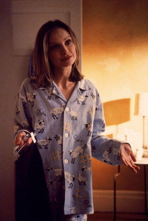 Ally (Calista Flockhart) hasst Überraschungen - besonders zu ihrem Geburtstag. Außerdem ist sie depressiv: In zwei Jahren ist sie dreißig, und Greg... - Bildquelle: Twentieth Century Fox Film Corporation. All rights reserved.