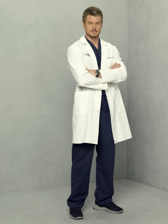 (4. Staffel) - Sorgt gerne für Wirbel: Dr. Mark Sloan (Eric Dane) ... - Bildquelle: Touchstone Television
