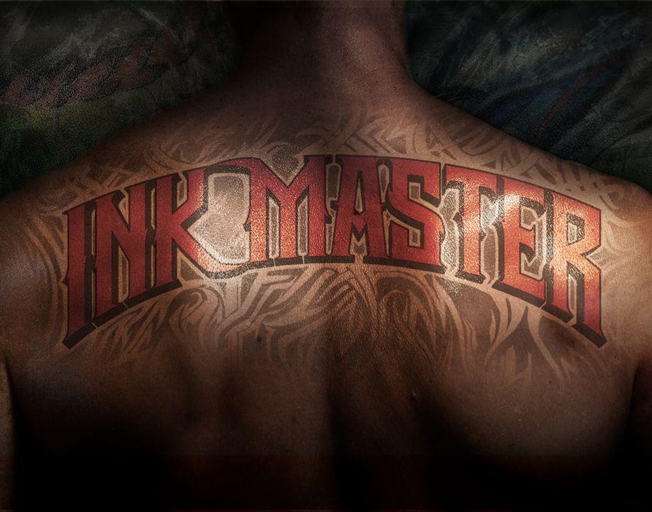 Ink Master - Logo - Bildquelle: Spike TV