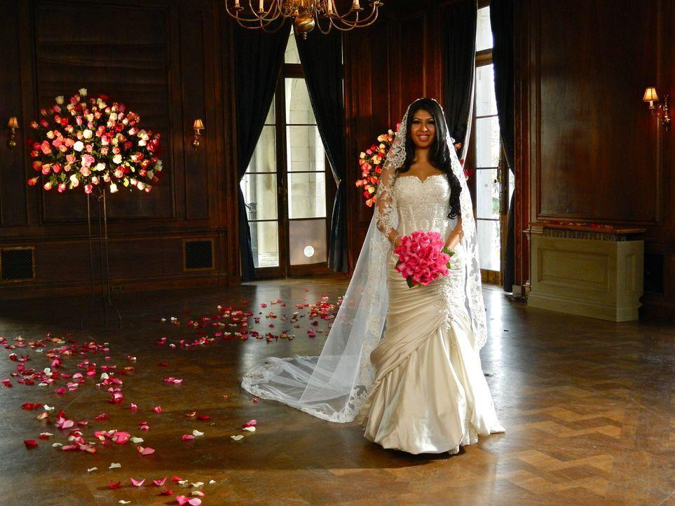 Auch Anumita möchte die perfekte Hochzeit feiern und die traumhafte Hochzeitsreise gewinnen ... - Bildquelle: Richard Vagg DCL