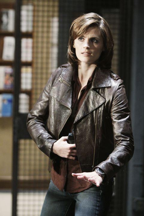 Steht nach 10 Jahren endlich dem Mörder ihrer Mutter gegenüber: Kate Beckett (Stana Katic)... - Bildquelle: ABC Studios